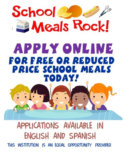 Apply Online for Free & Reduced Lunch